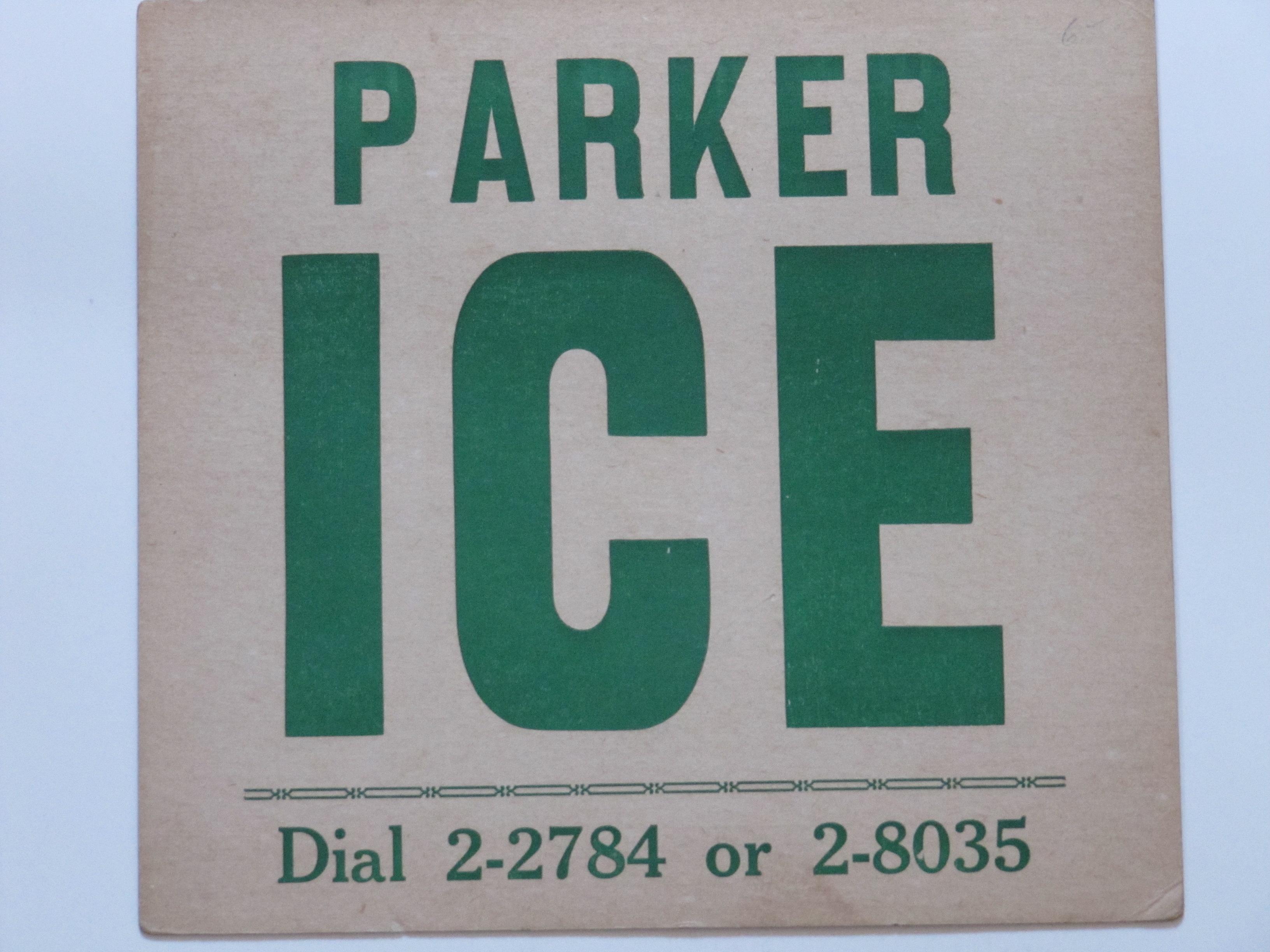 Parker Ice
