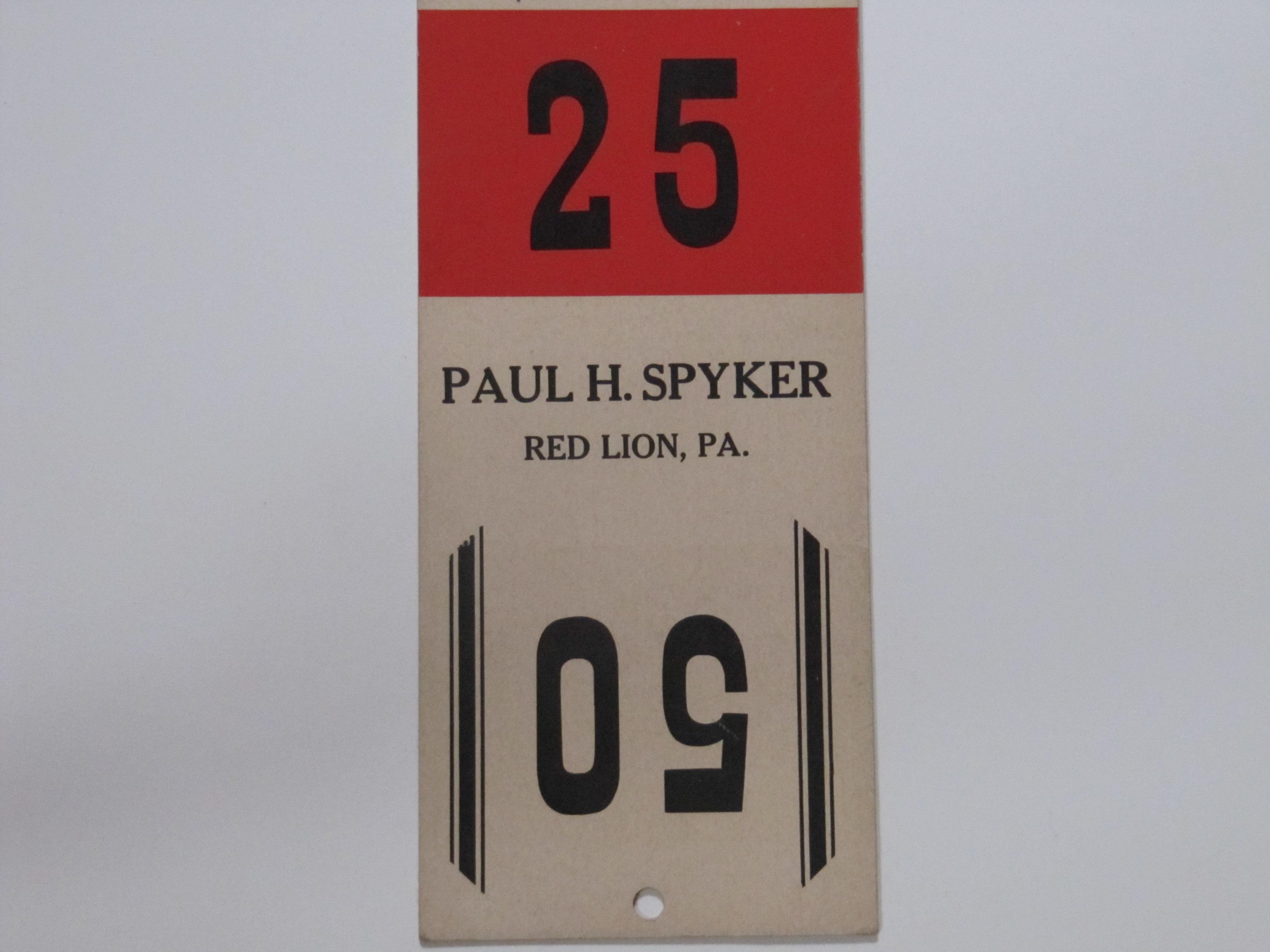 Paul H. Spyker