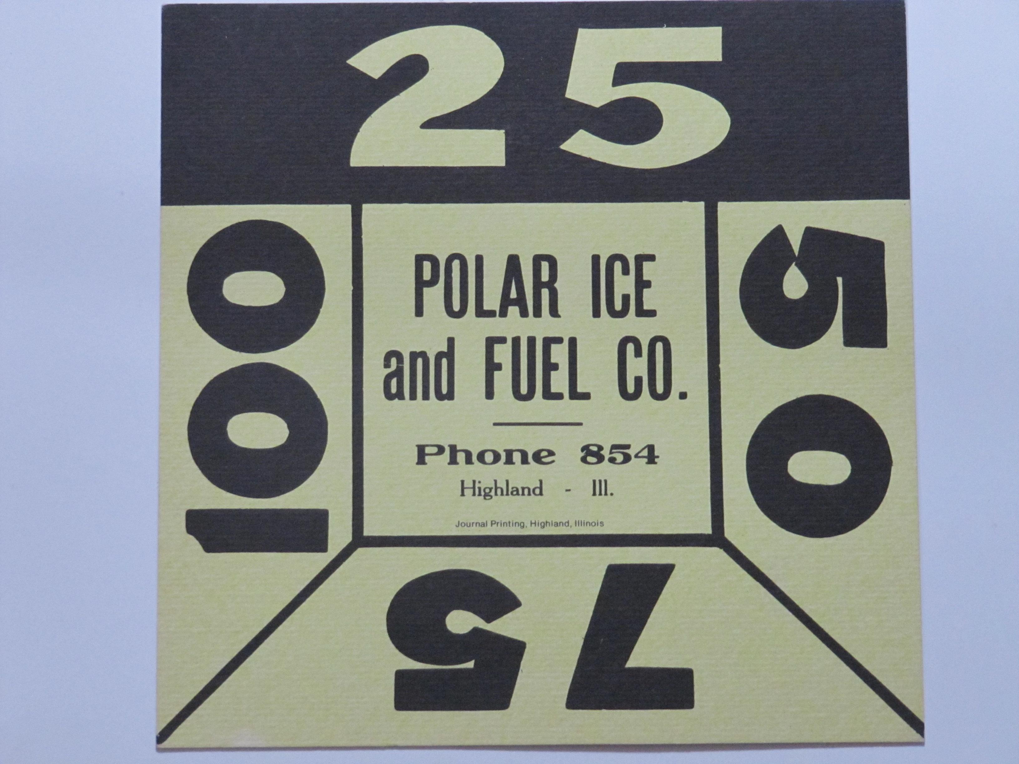 Polar Ice & Fuel Co.