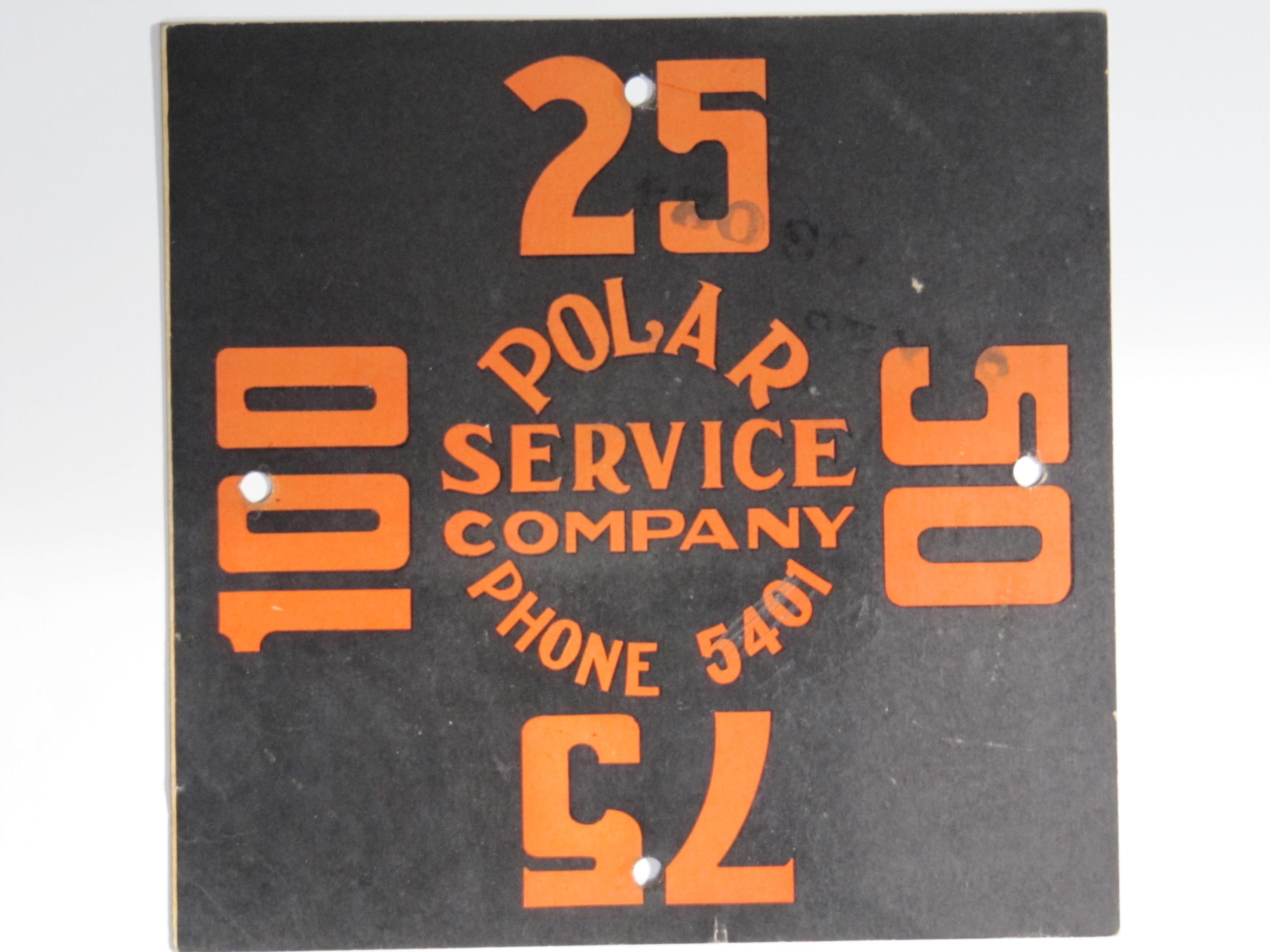 Polar Service