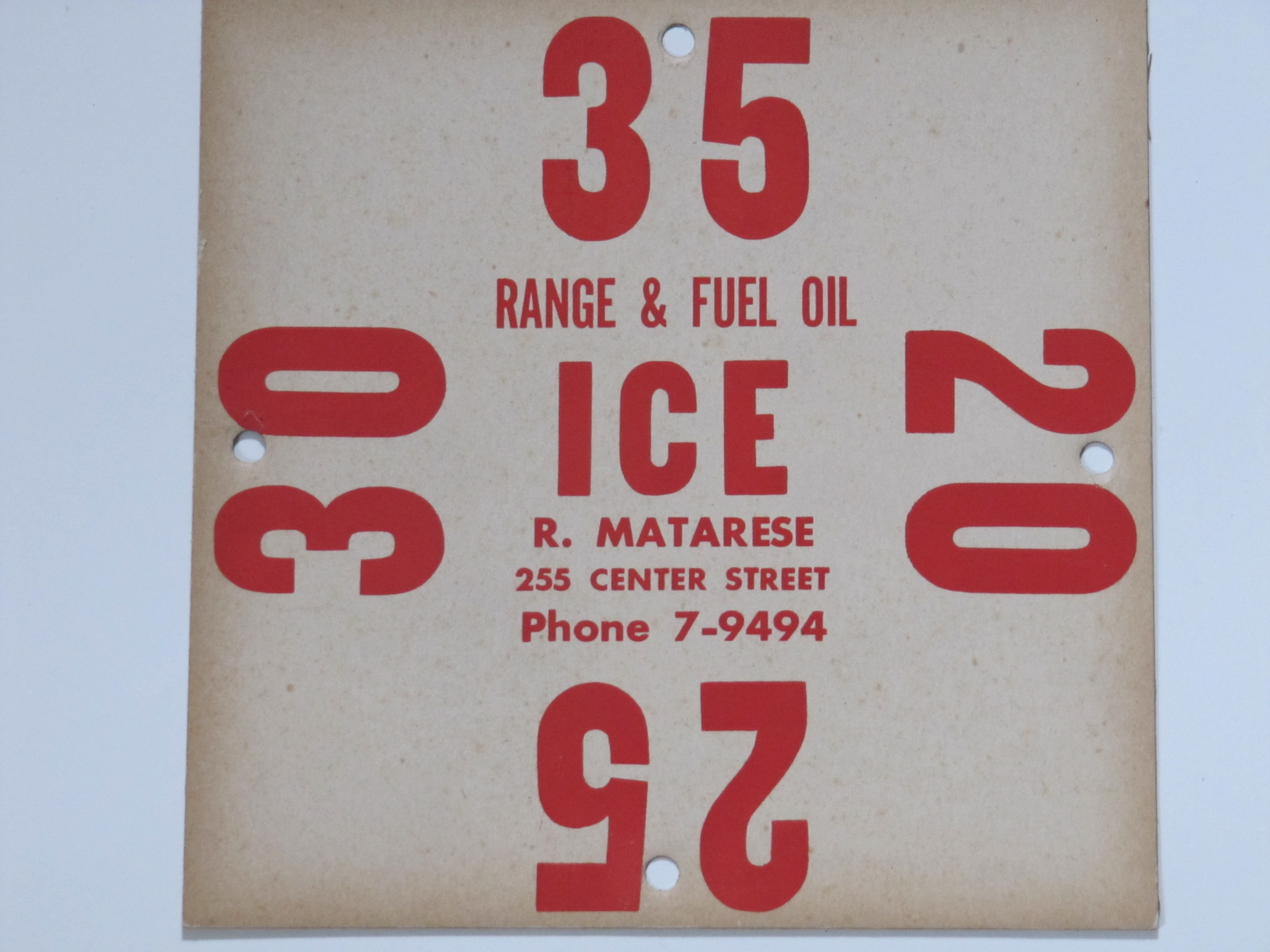 R.Matarese Ice