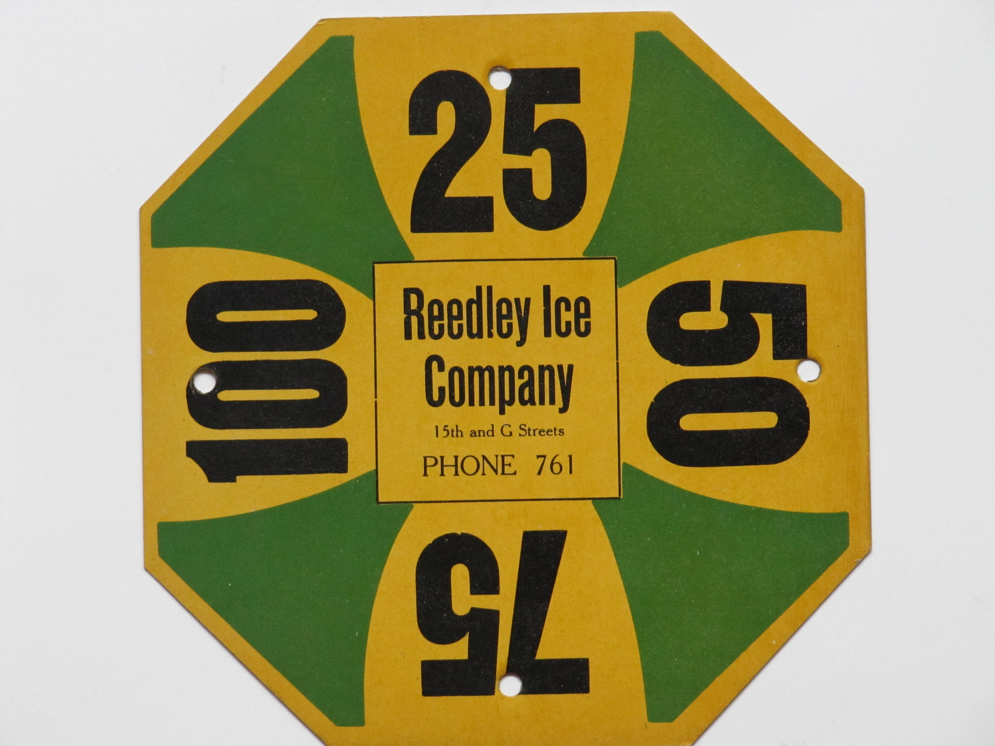 Reedley Ice Company