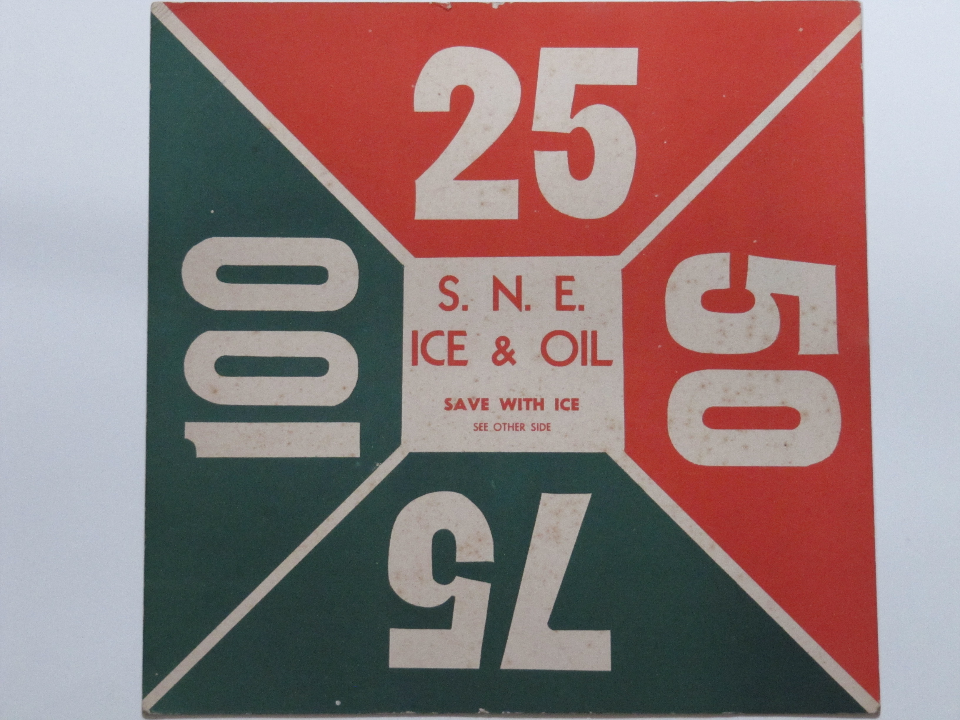 S.N.E.Ice Co.