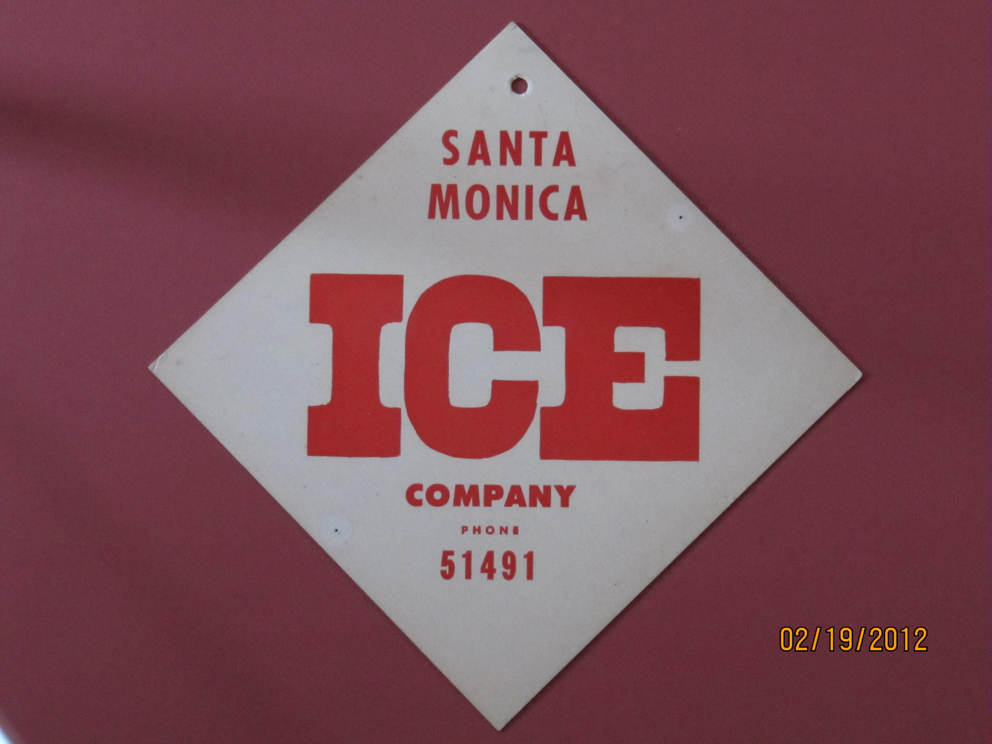 Santa Monica Ice Co.
