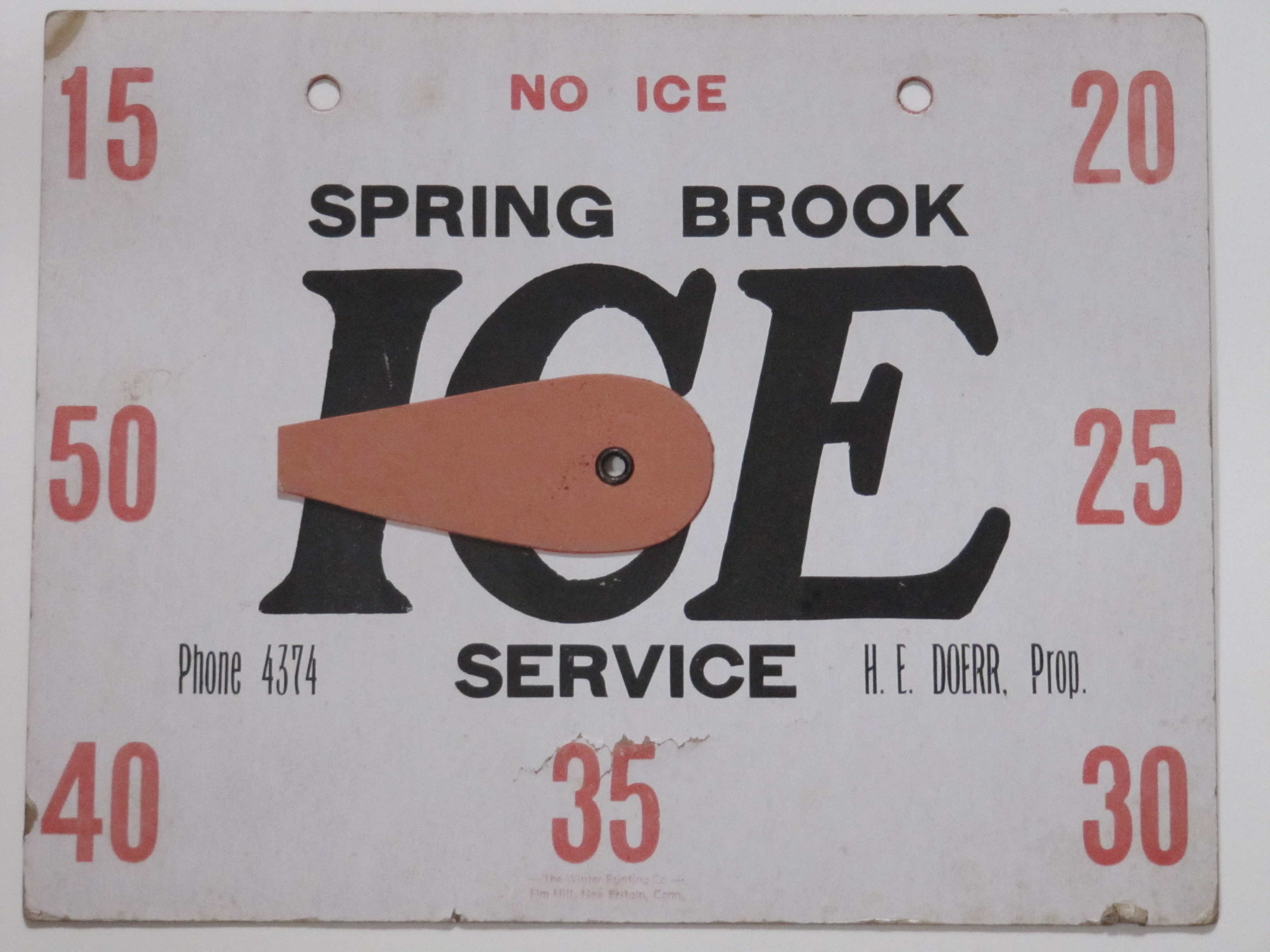 Spring Brook Ice Service