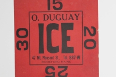 O Duguay Biddeford Maine