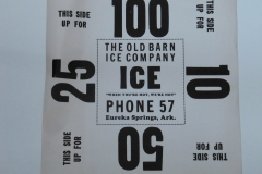 Old Barn Ice Co.