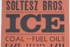 Soltesz Bros. Ice