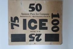 Spenser Pure ice