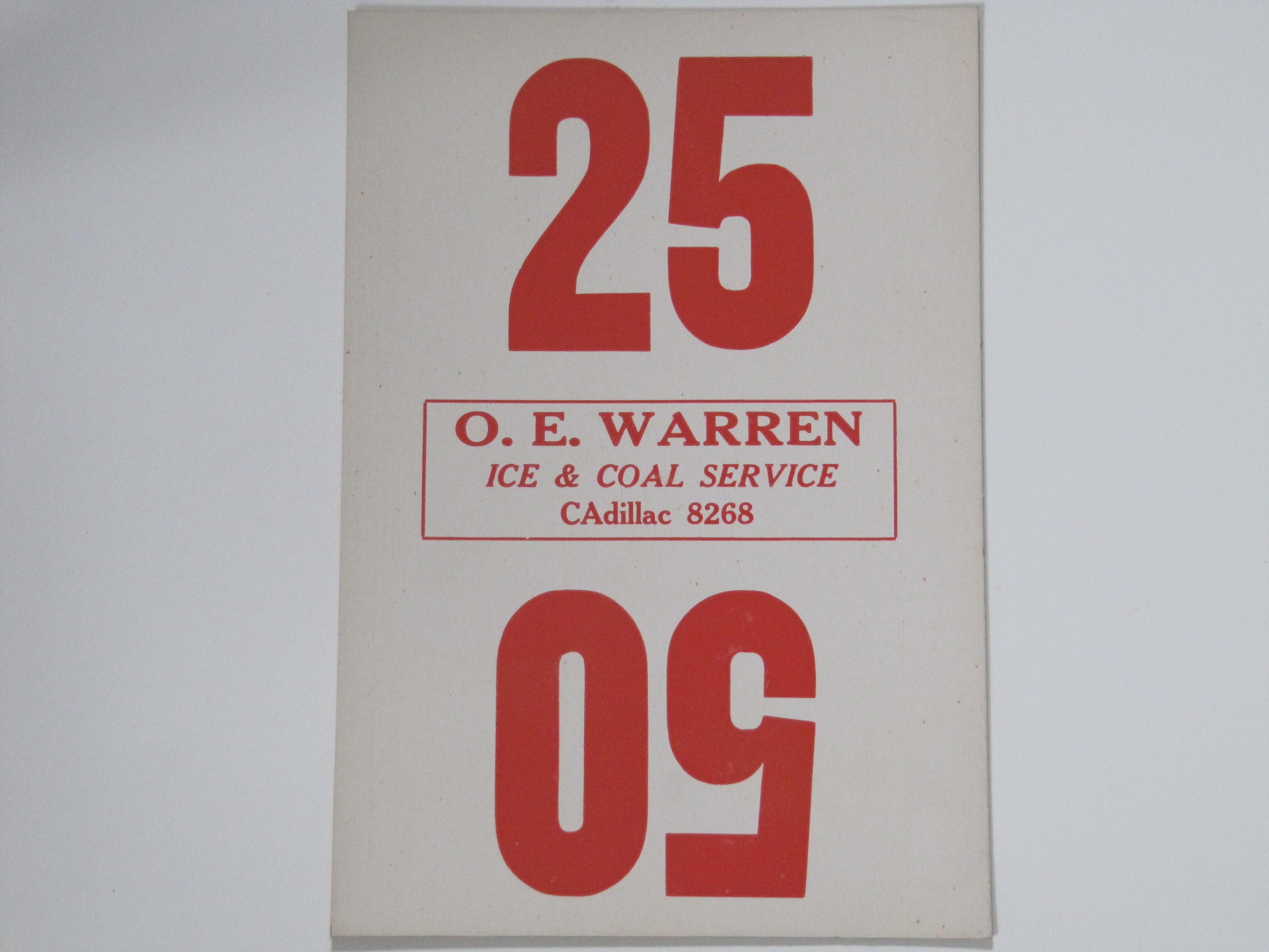 O.E.Warren
