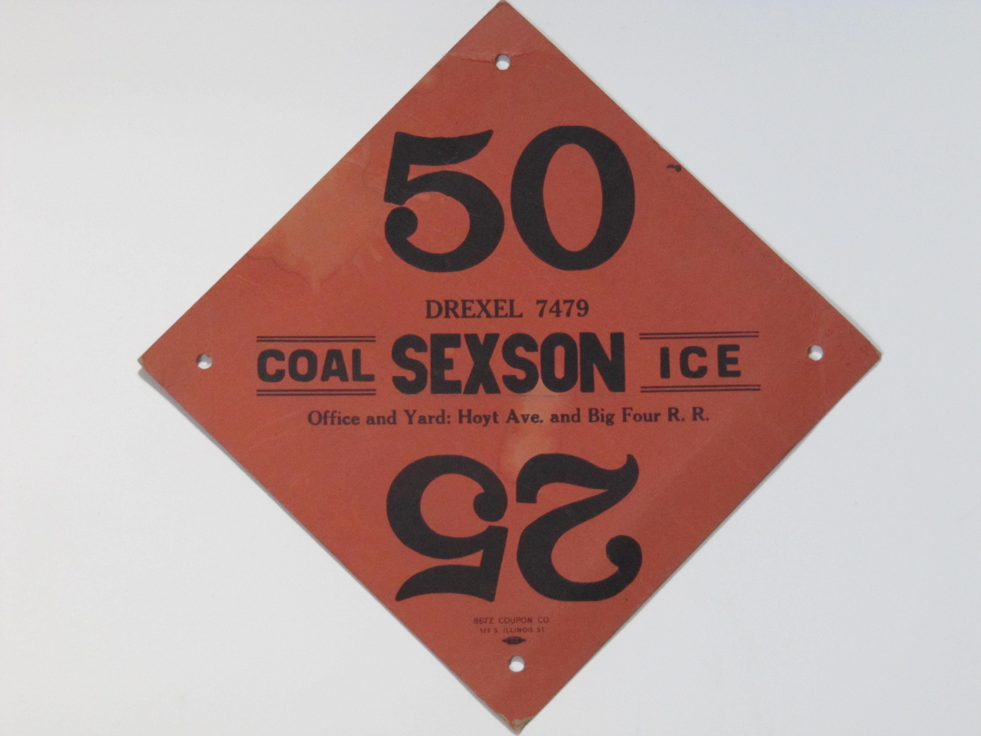 Sexson Ice