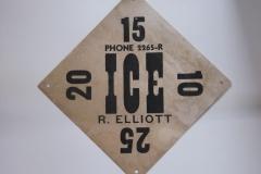 R. Elliott Ice