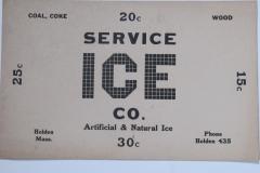 Service Ice Co.