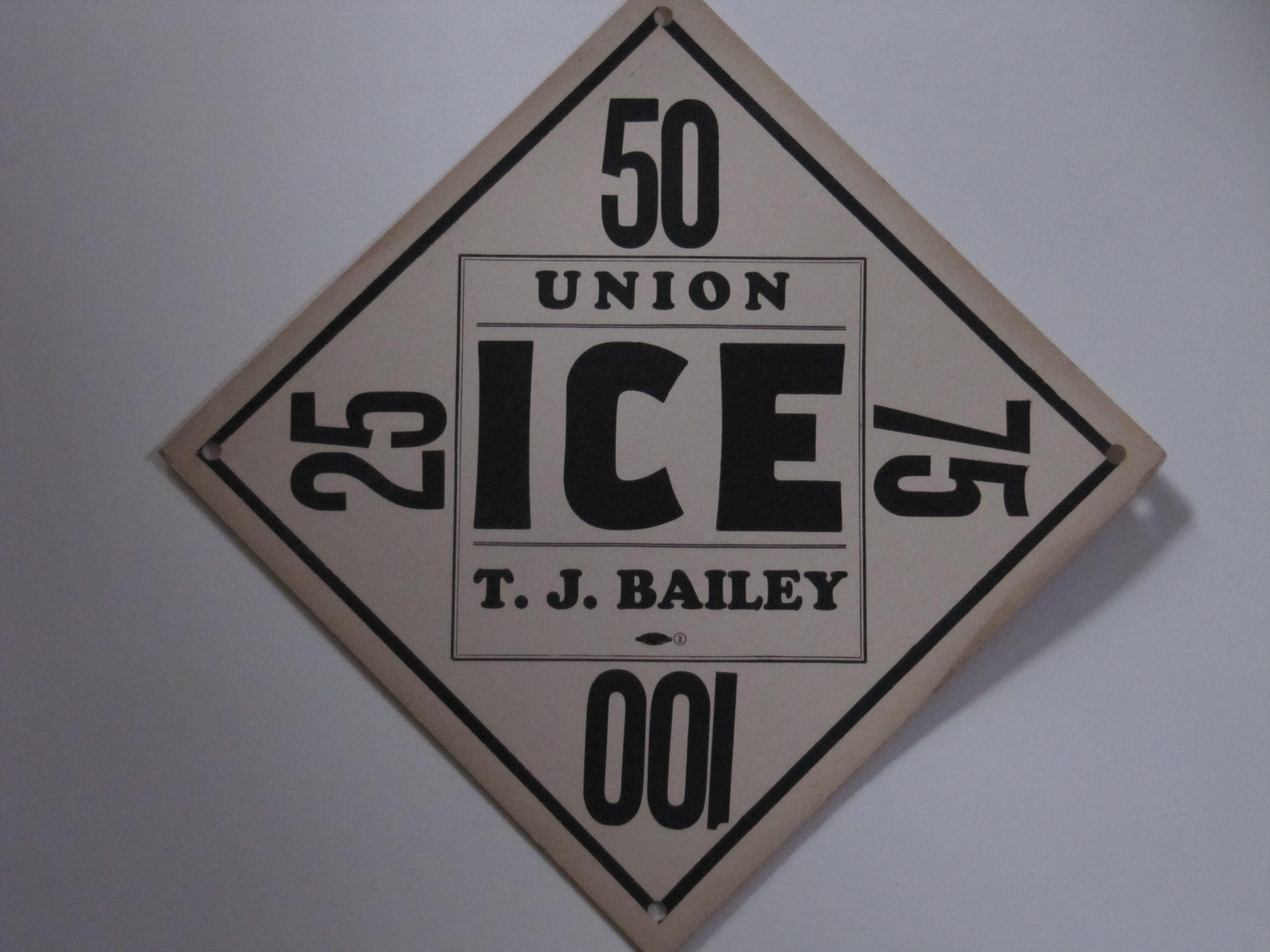 T.J.Bailey Ice