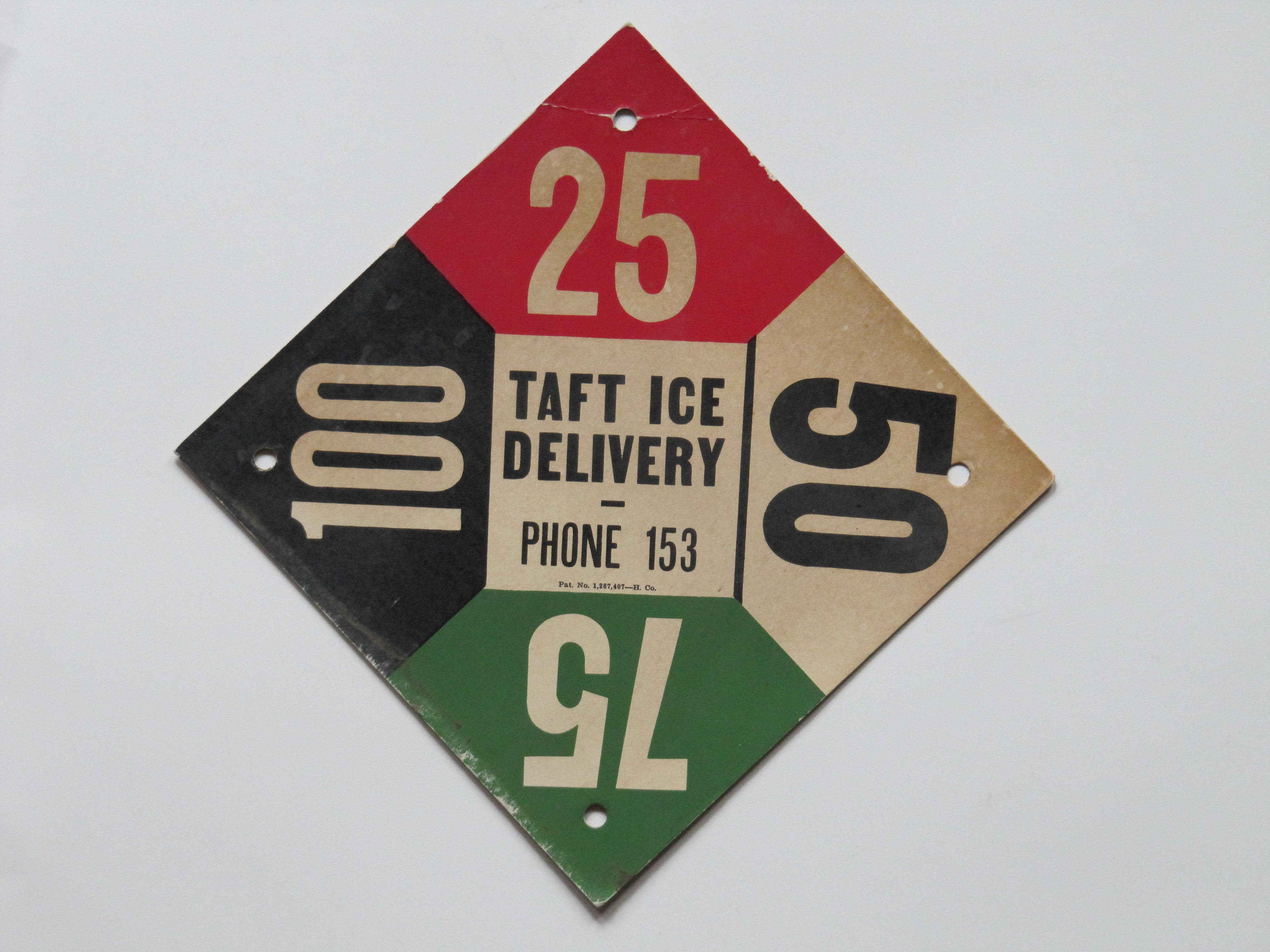 Taft Ice Delivery