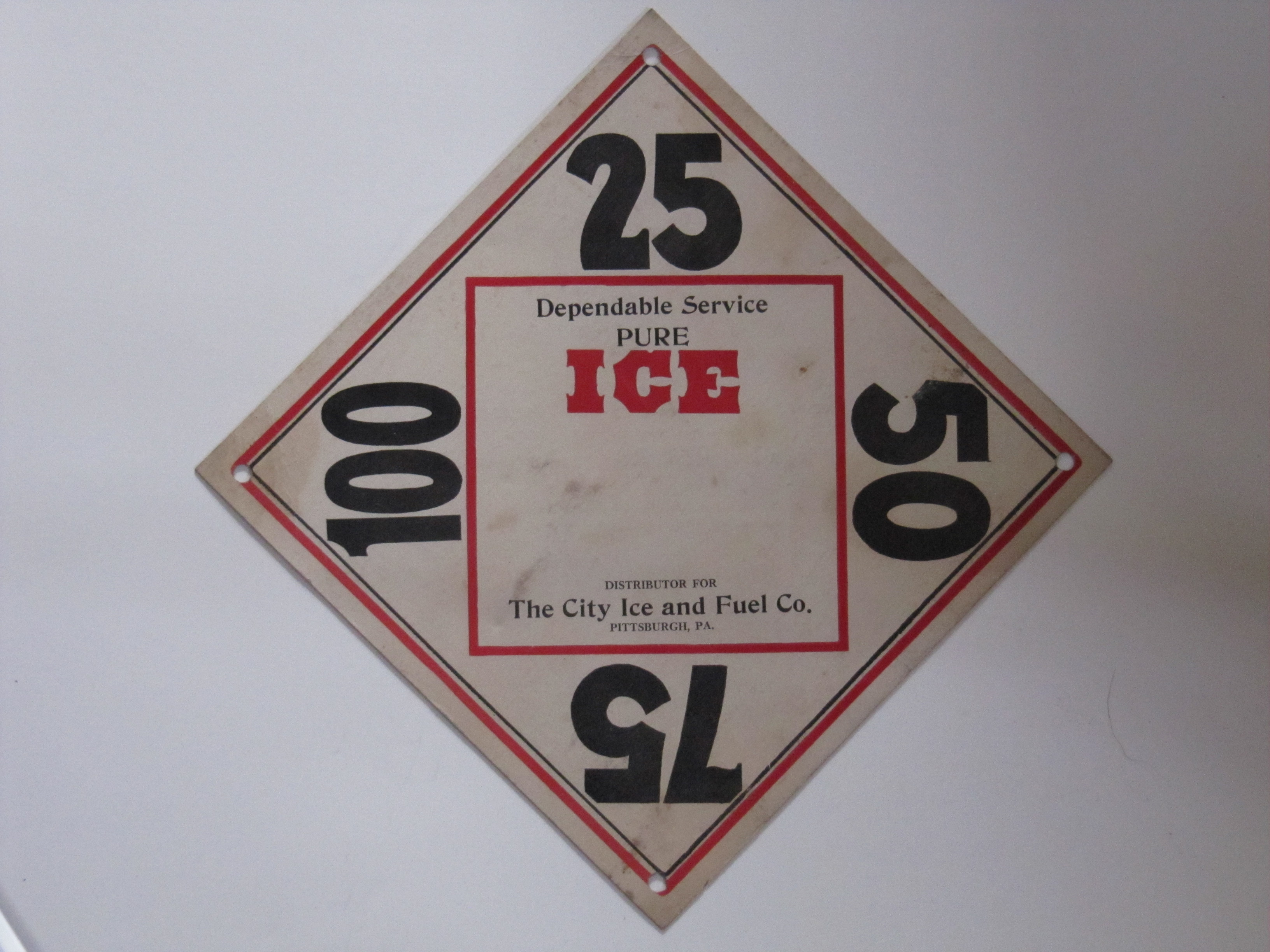 The City Ice & Fuel Co.