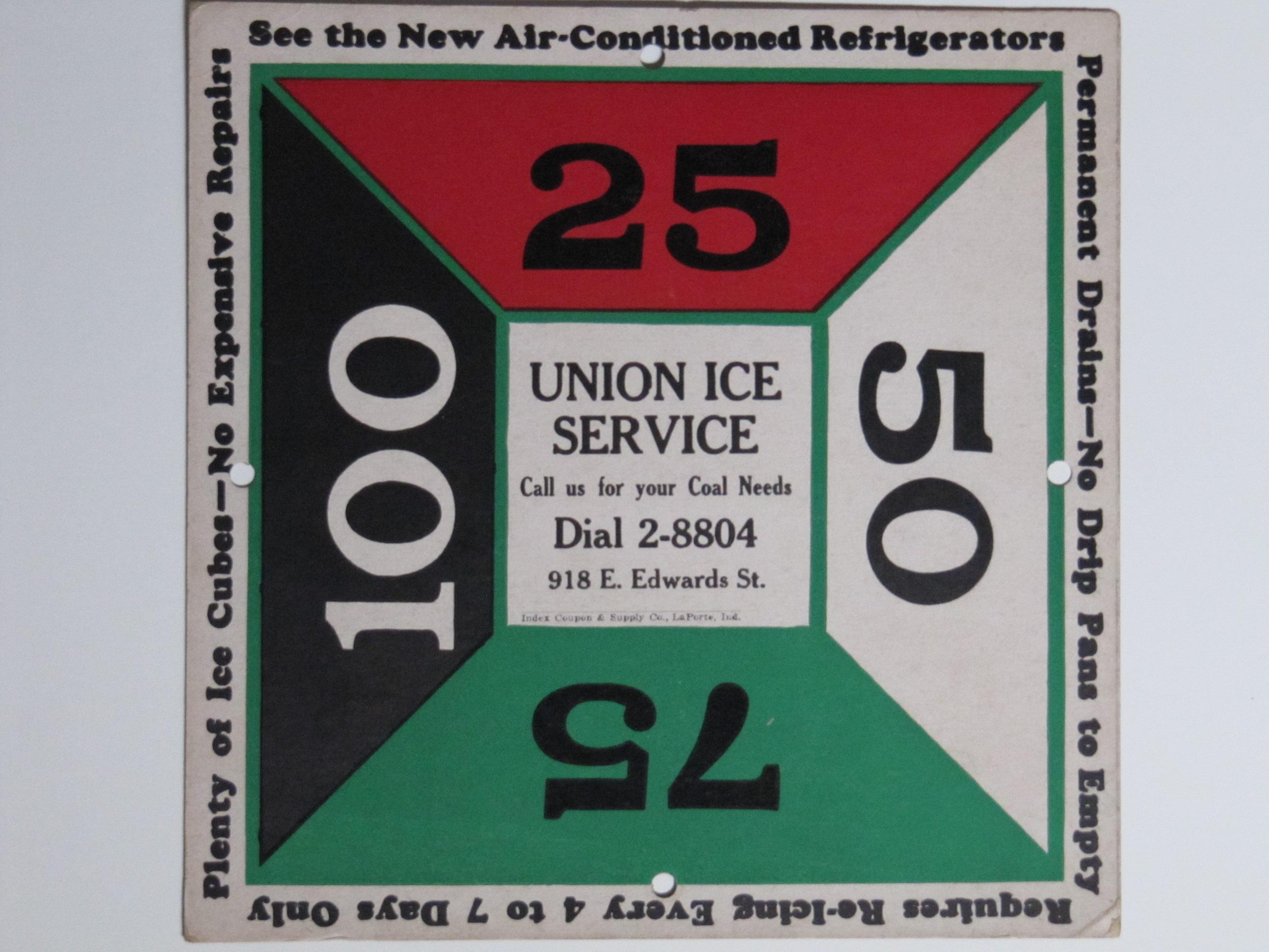 Union Ice Service