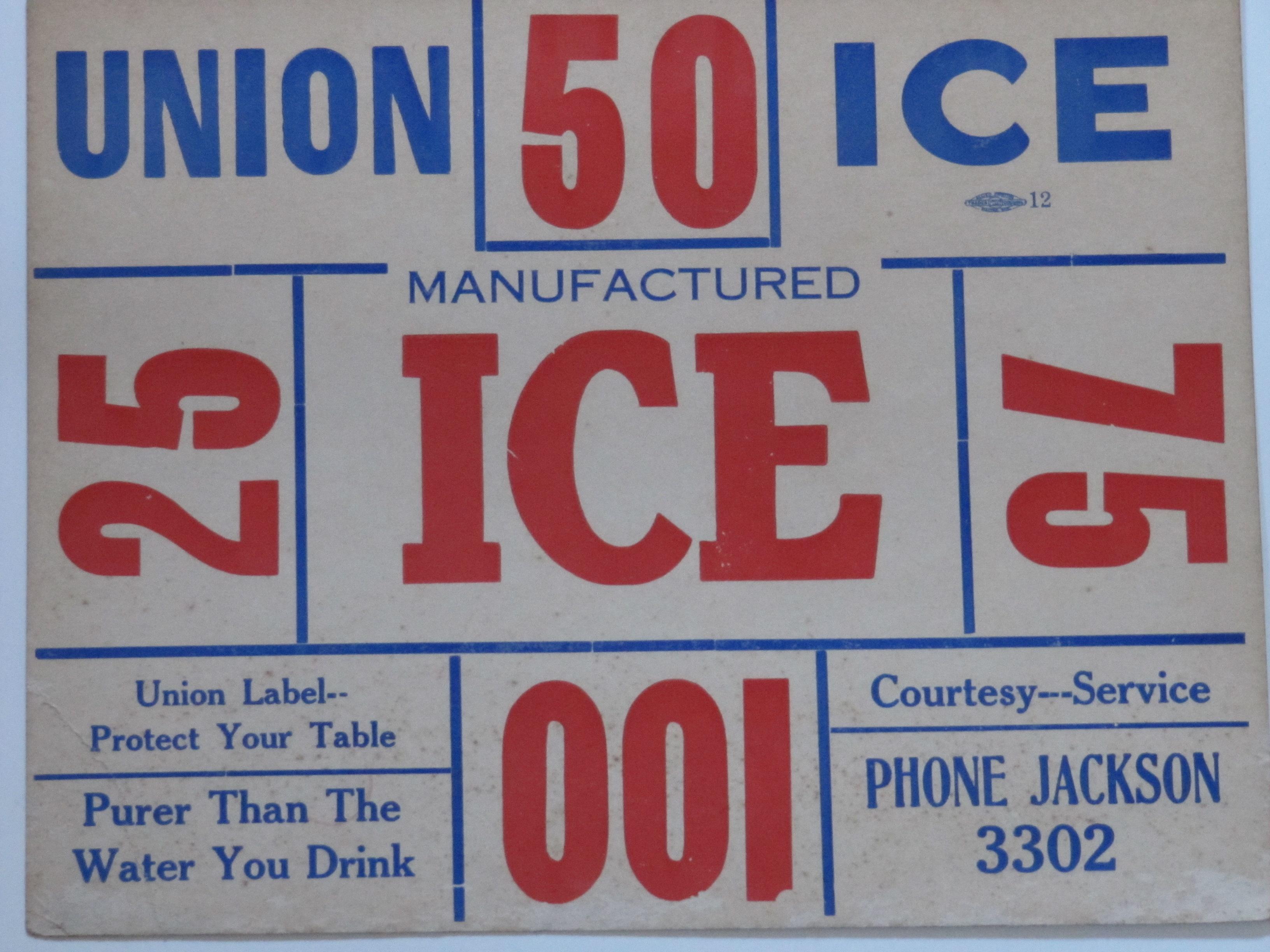 Union Ice