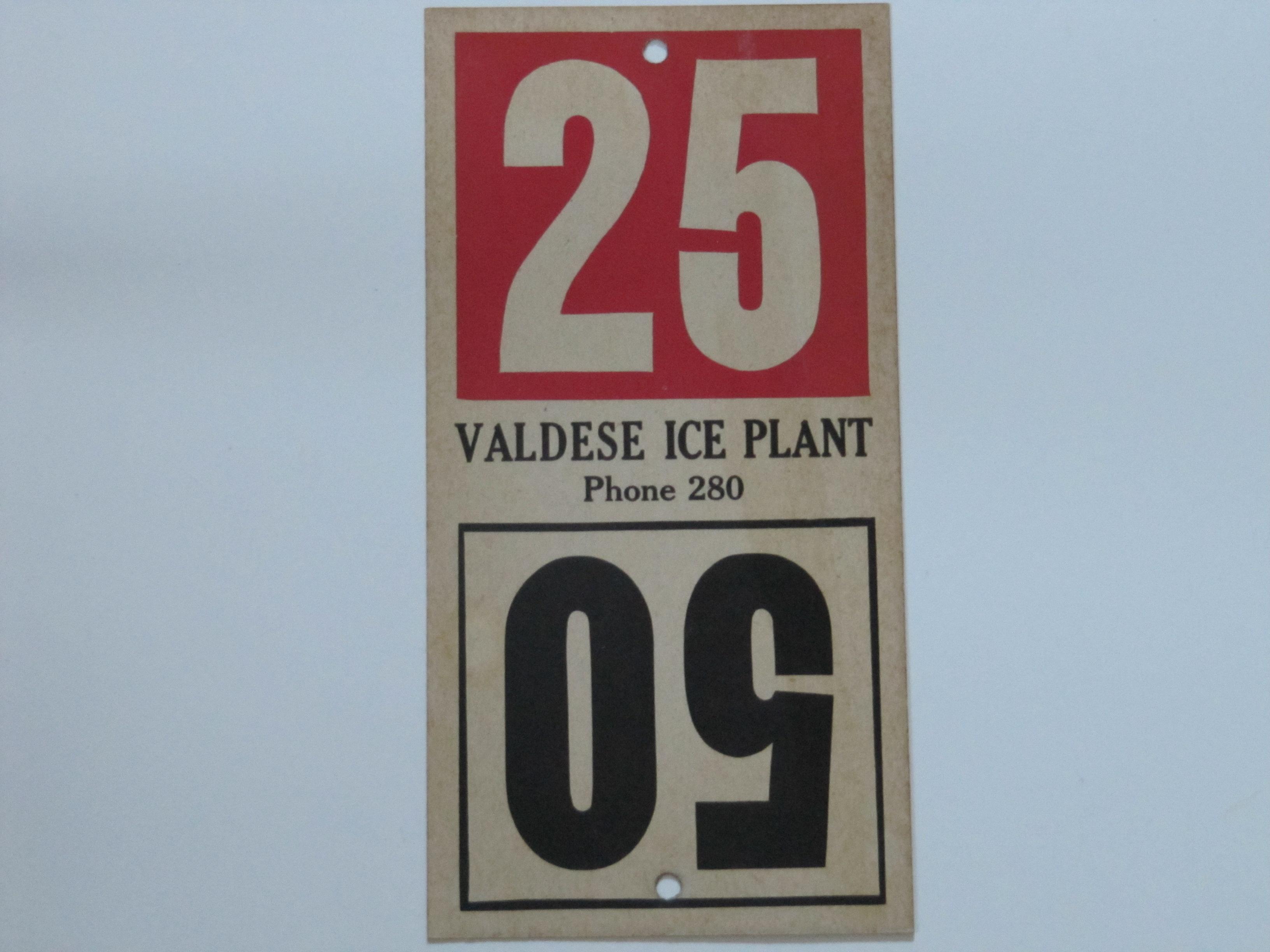 Valdese Ice Plant