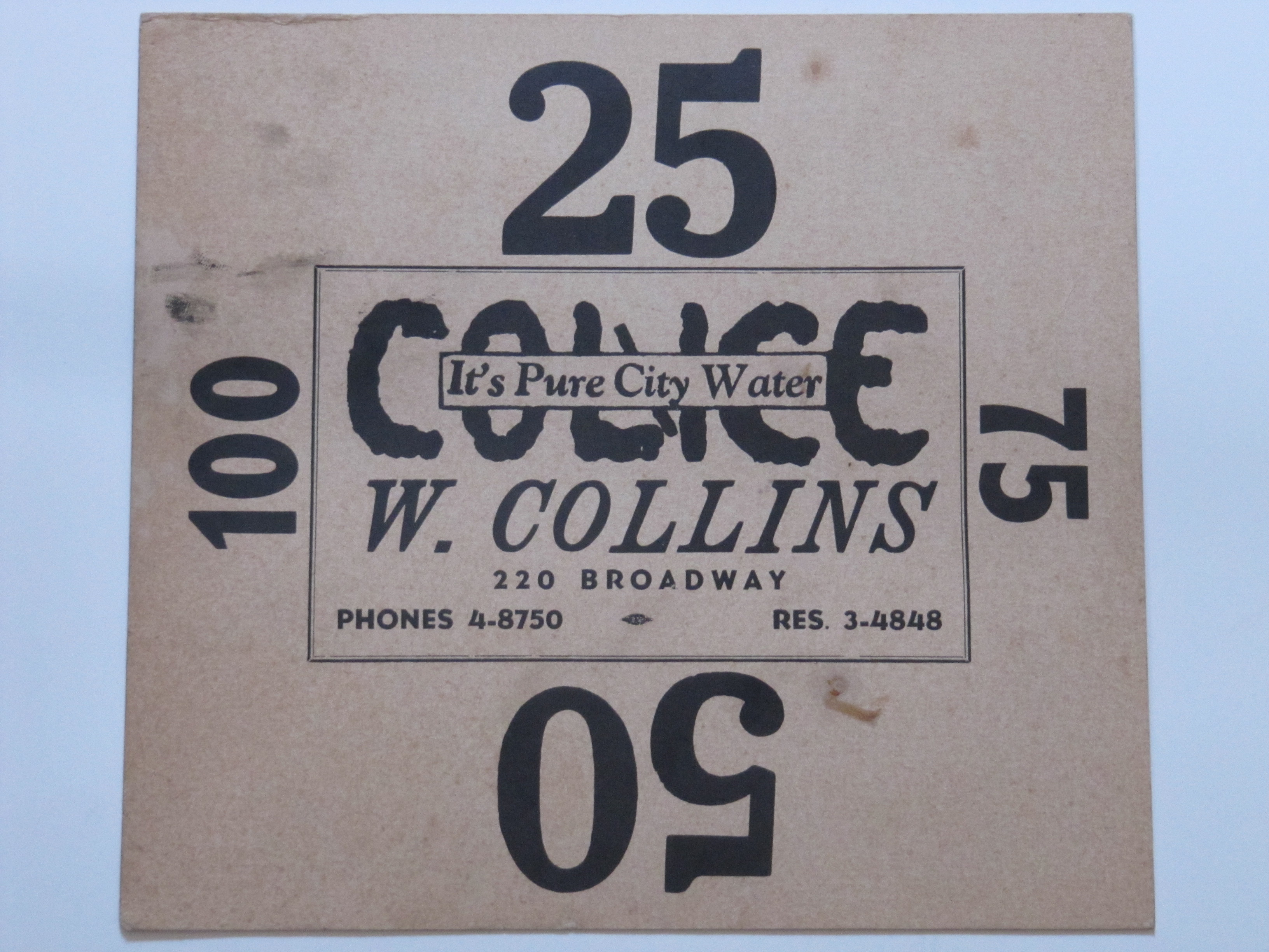 W. Collins