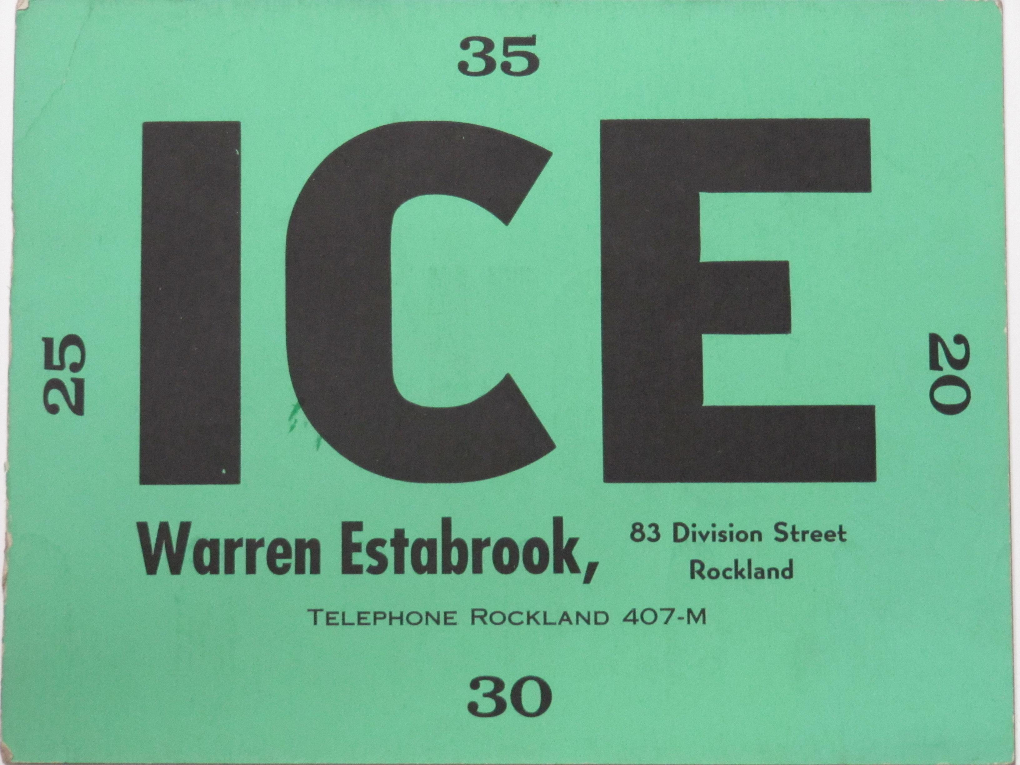 Warren Estabrook