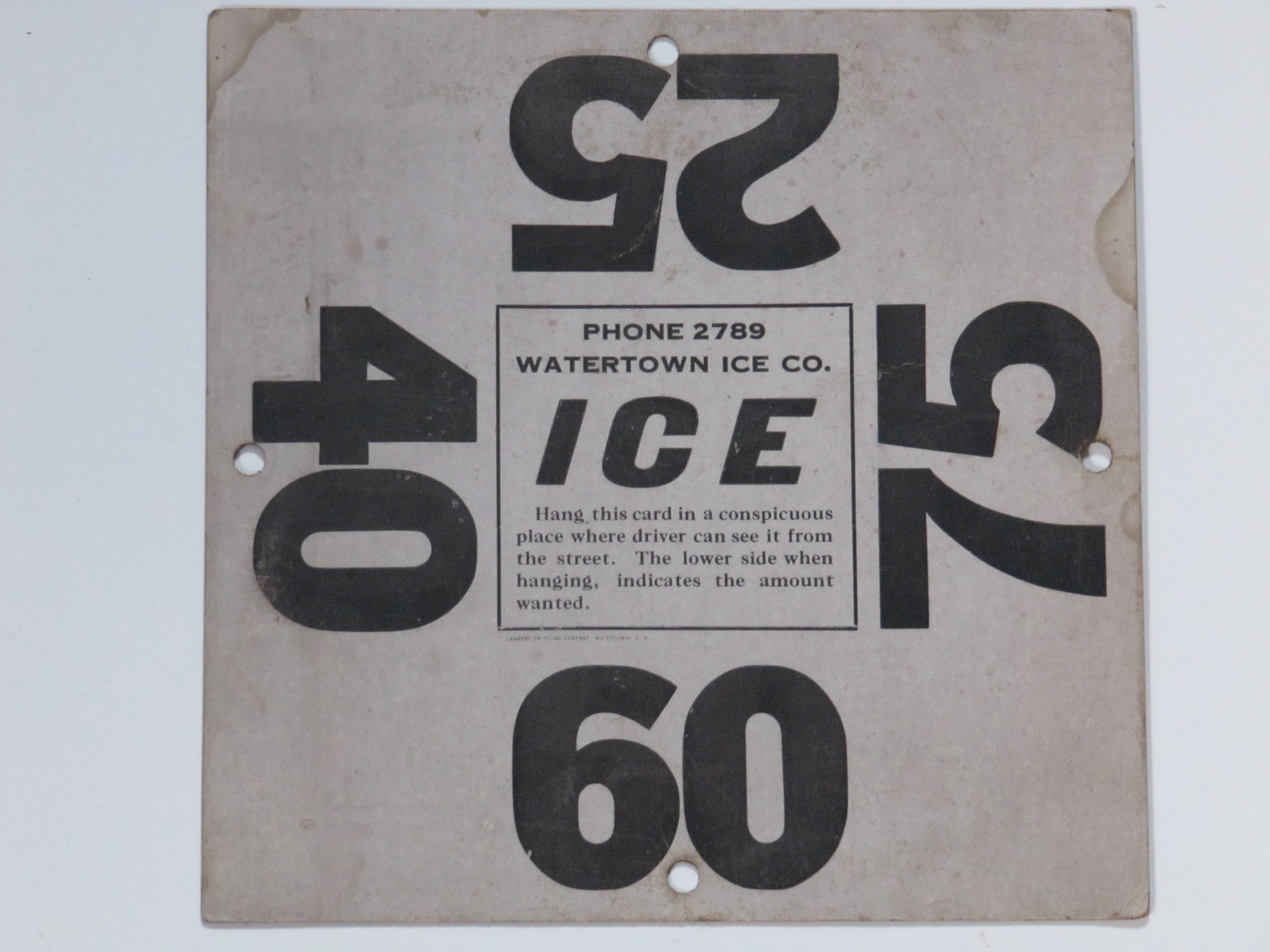 Watertown Ice Co.