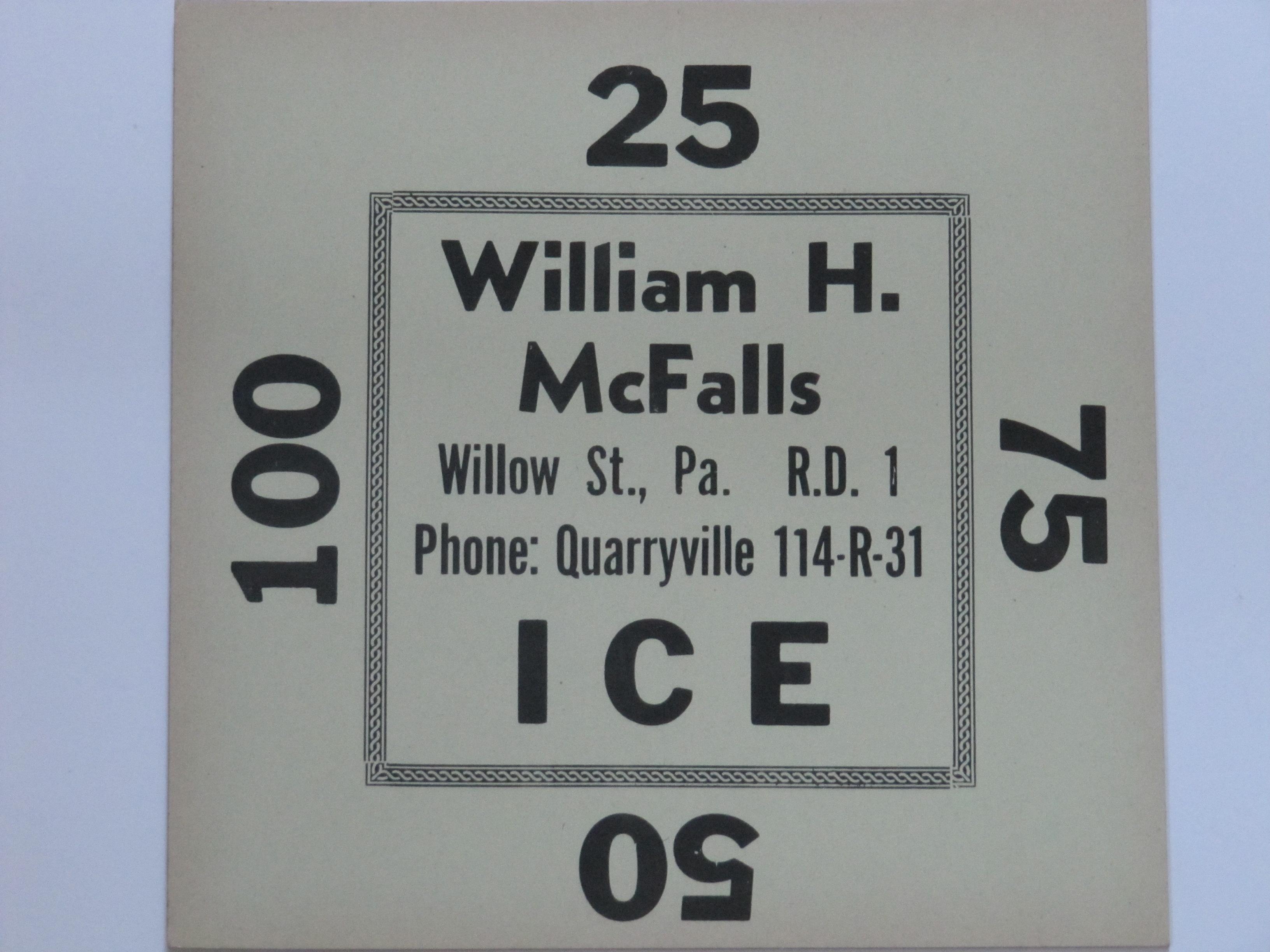 William H. McFalls