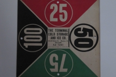 The Terminal Cold Storage & Ice Co.