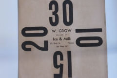 W. Grow Ice & Milk