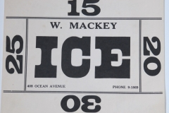 W.Mackey Ice