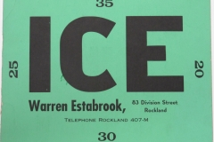 Warren Estabrook