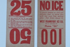 West Frankfort Ice Co.