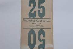 Westphal Coal & Ice Co.