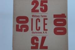 Whitney Farms Ice