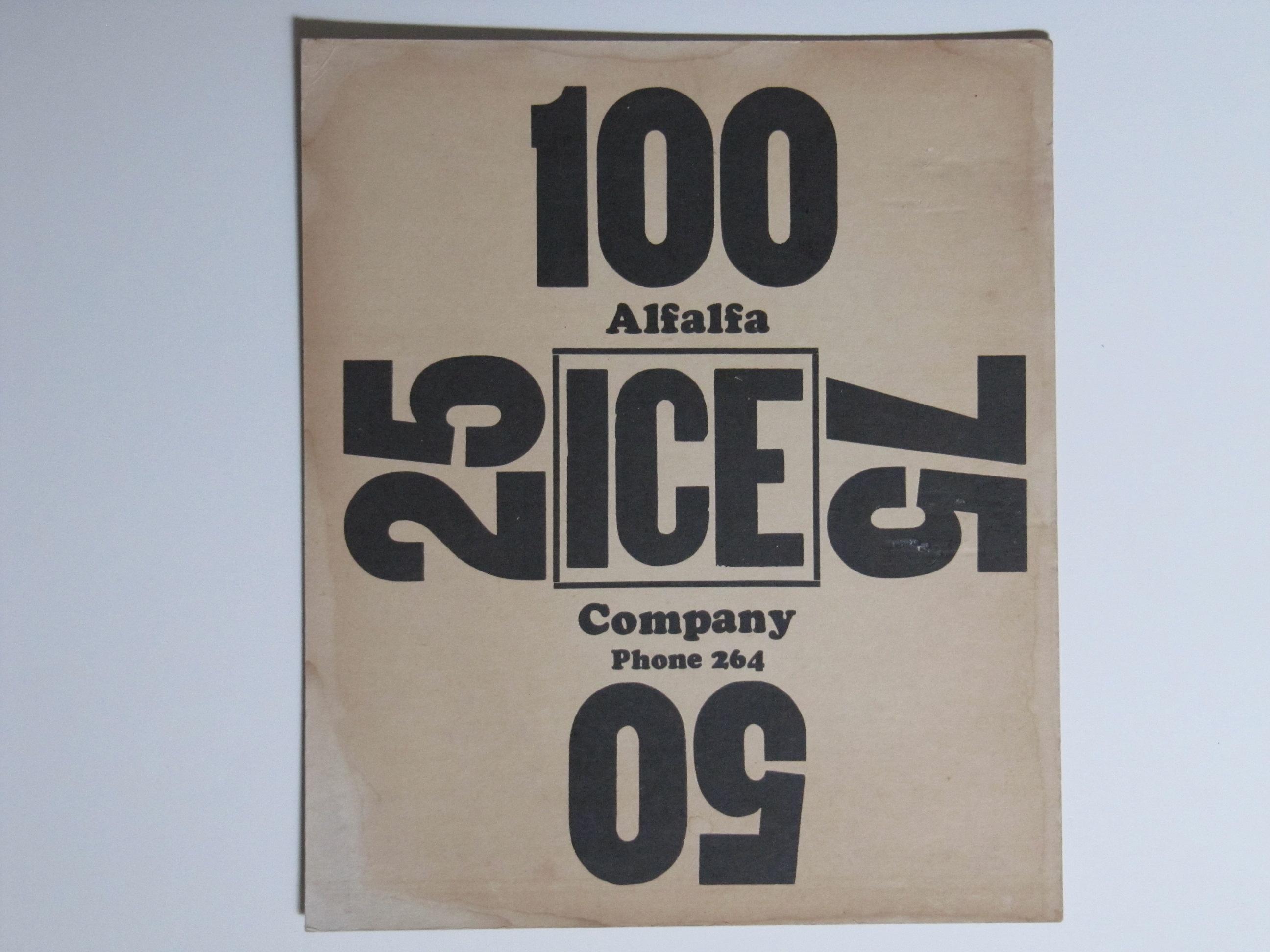 Alfalfa company