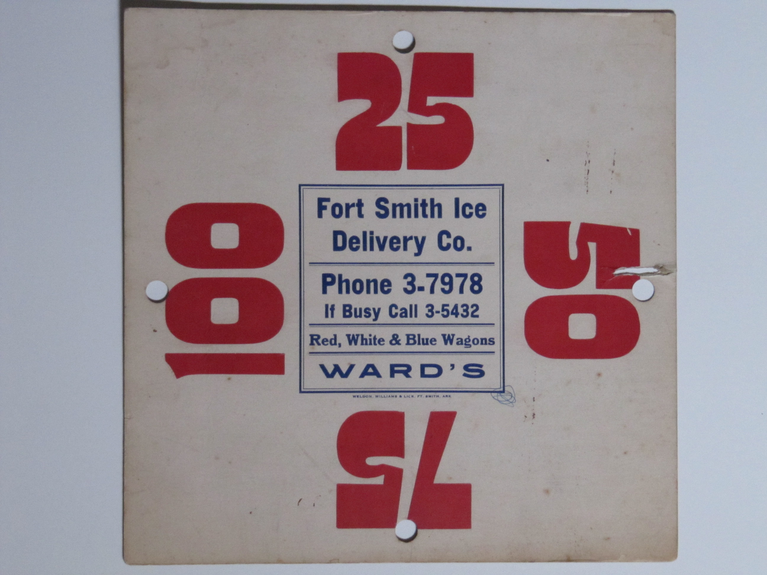 Fort Smith Ice