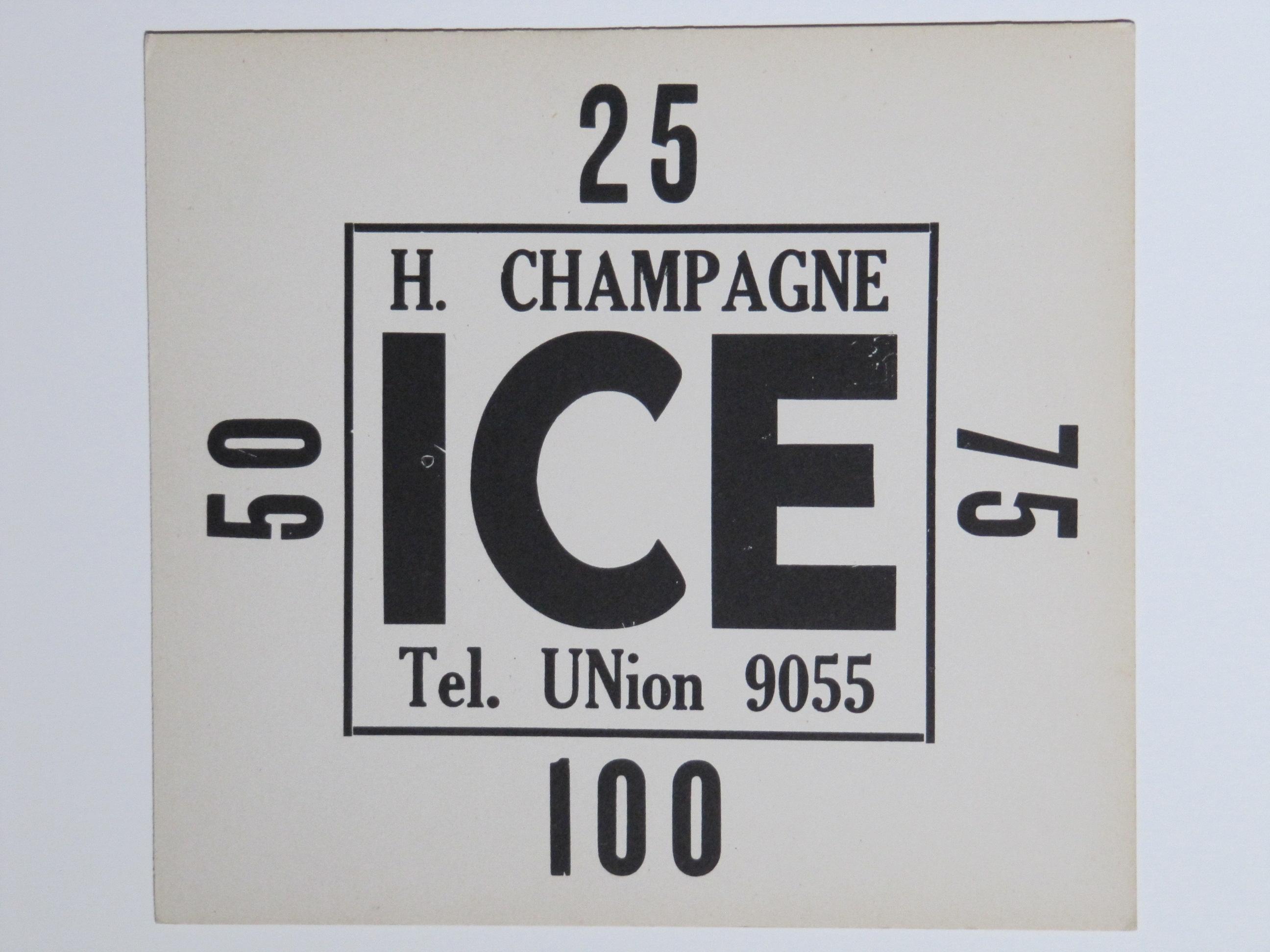 H Champagne
