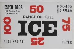 Esper Ice Co red b