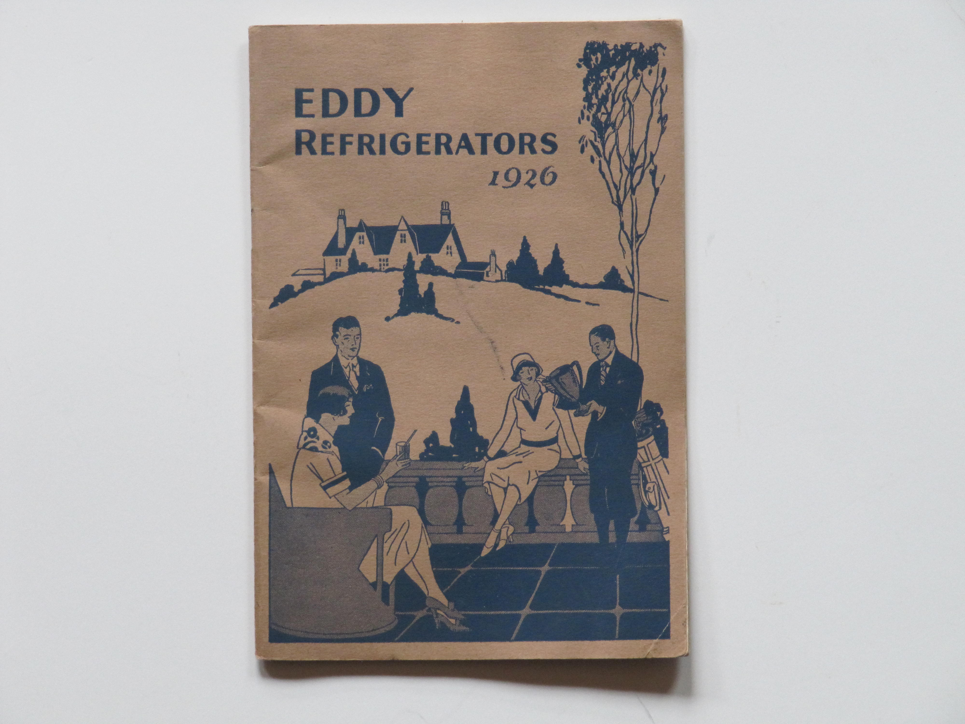 Eddy Refrigerators 1926