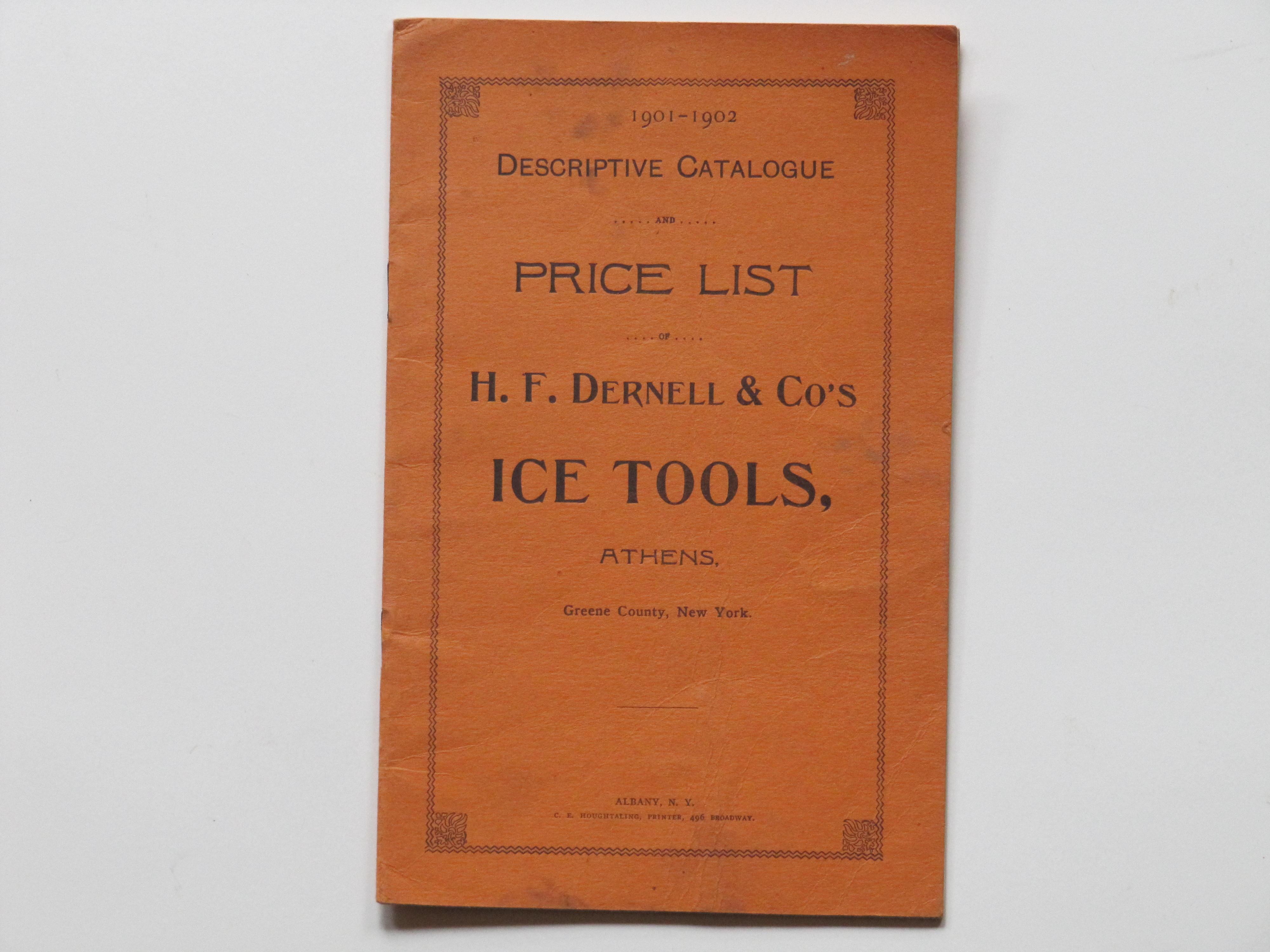 H F Dernell & Co 1901-1902