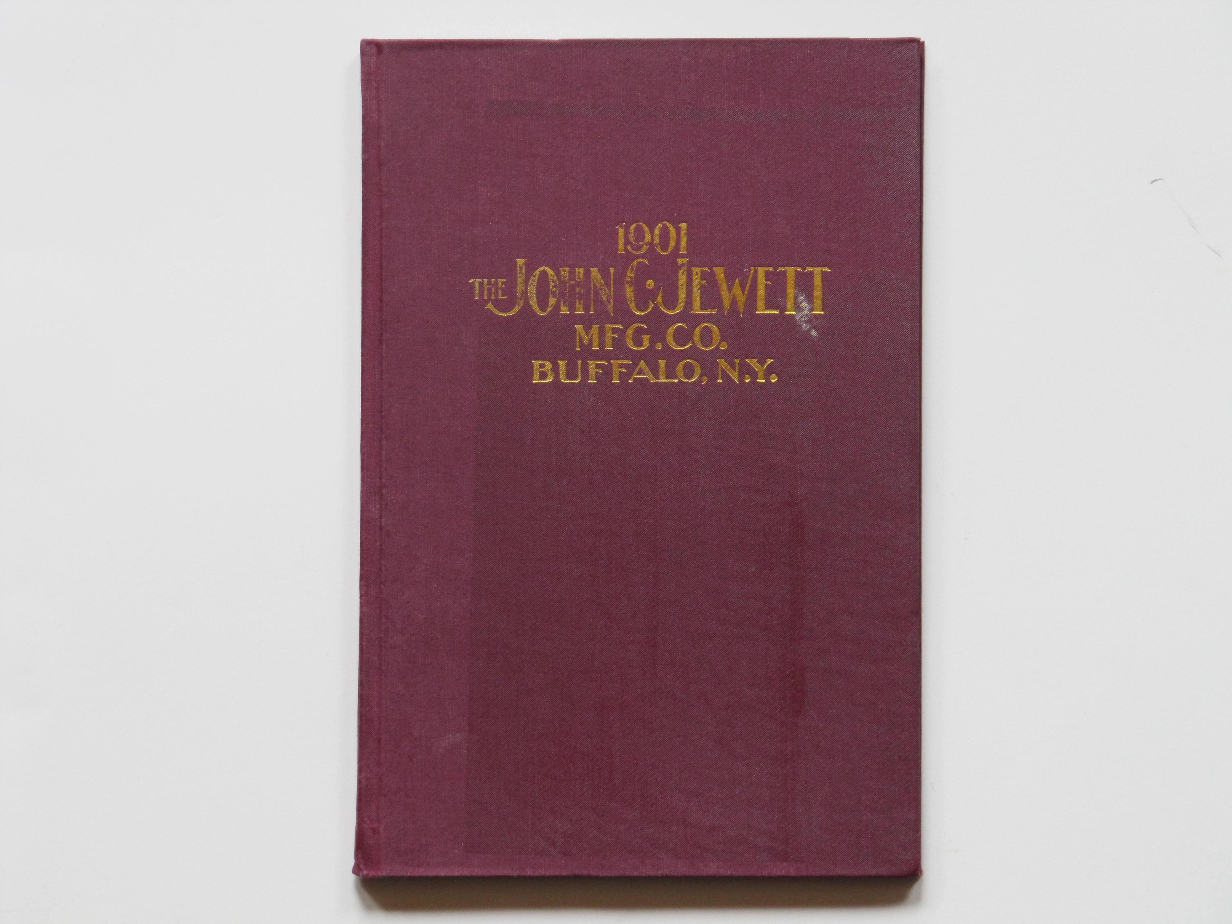 John C Jewett 1901