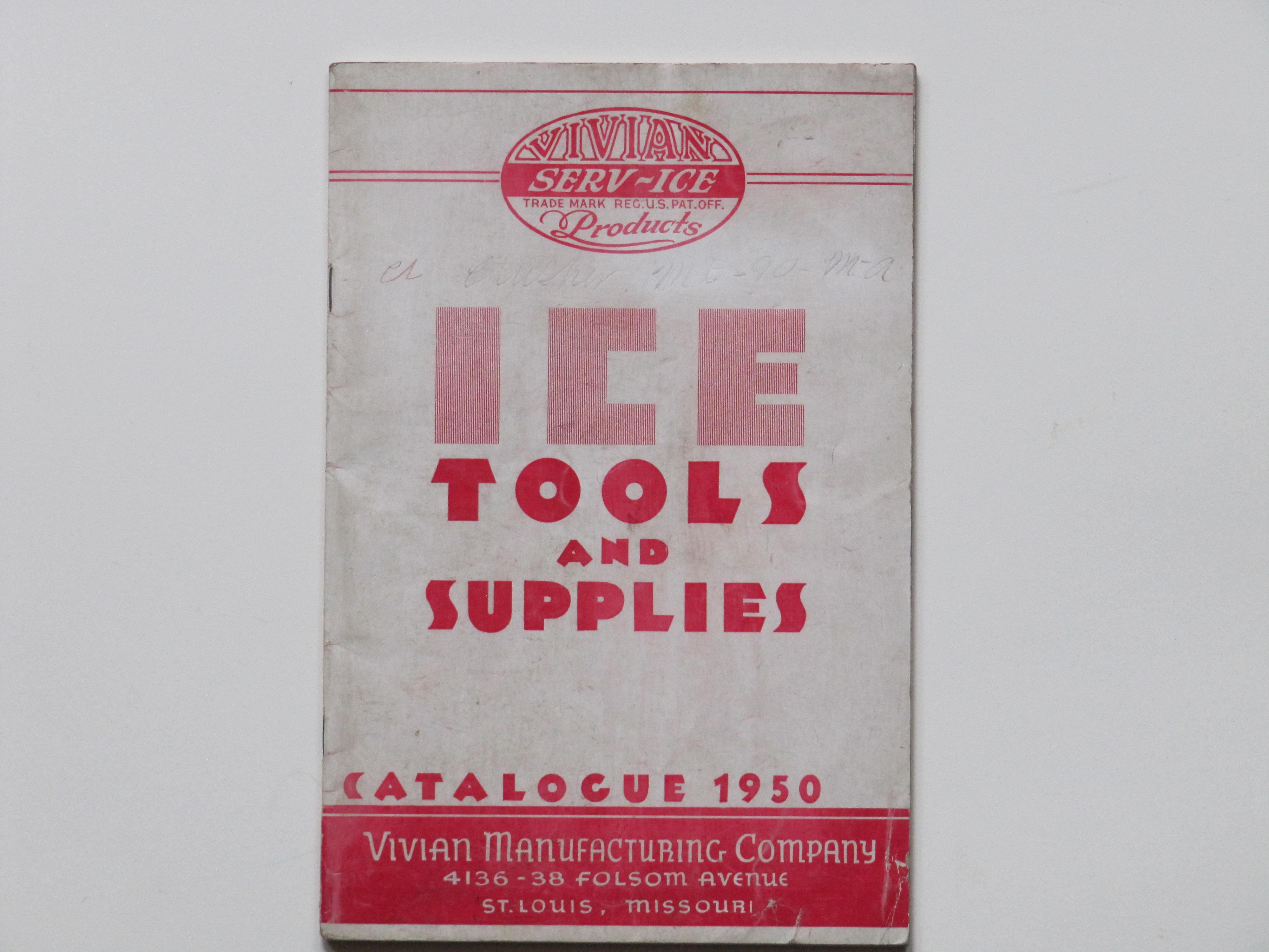 Vivian Manufacturing 1950
