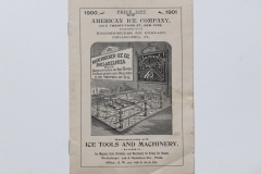 American Ice Co 1900-1901