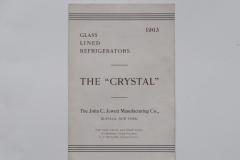 John C Jewett Manufacturing Buffalo NY