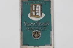 Leonard Cleanable 1919-1920