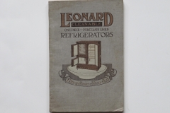 Leonard Cleanable Refrigerators