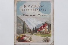 McCray Refrigerators in Amer homes