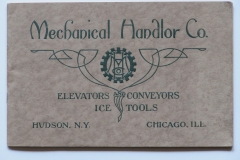 Mechanical handlor Co, Hudson Ny Chicago Ill