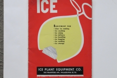 Plant Ice Equipment Co, Philad, Penn
