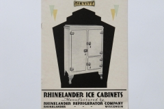 Rhinelander Ice Cabints Rhinelander Wisconsin